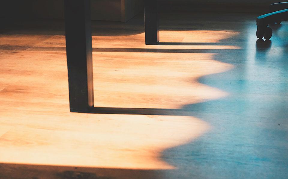 piso de casa mobilidade
